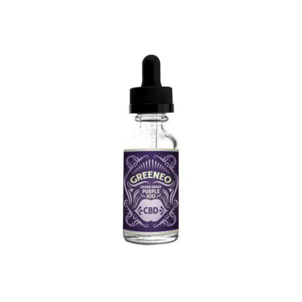 E liquide CBD Grand Daddy Purple
