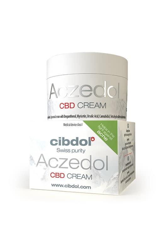 Aczedol (hilft Akne zu bekämpfen)
