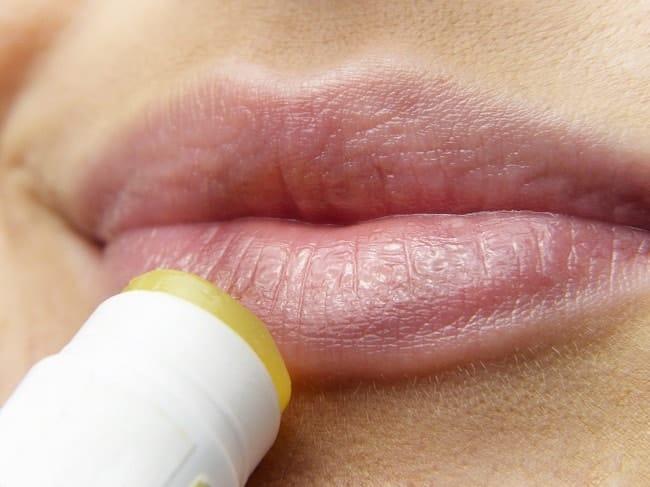 Baume à lèvres CBD