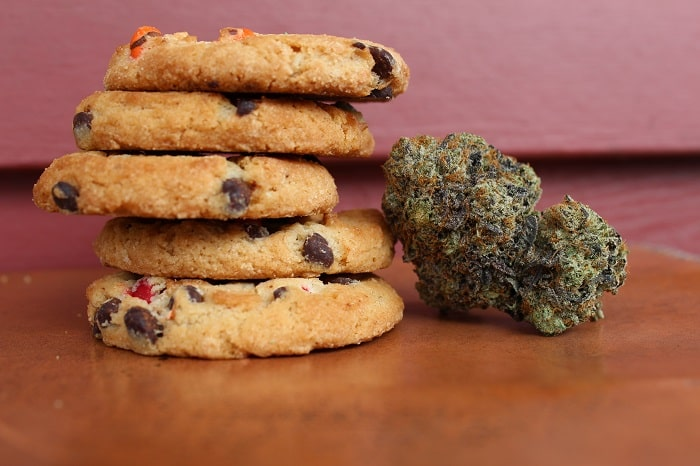 Cannabis cookies
