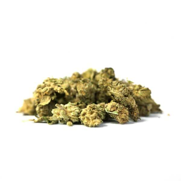 kleine Knospenstrawberry-cbd-weedy