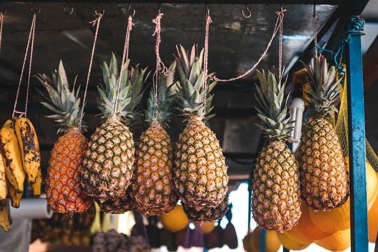 Les Kush affichent des notes de banane et d'ananas