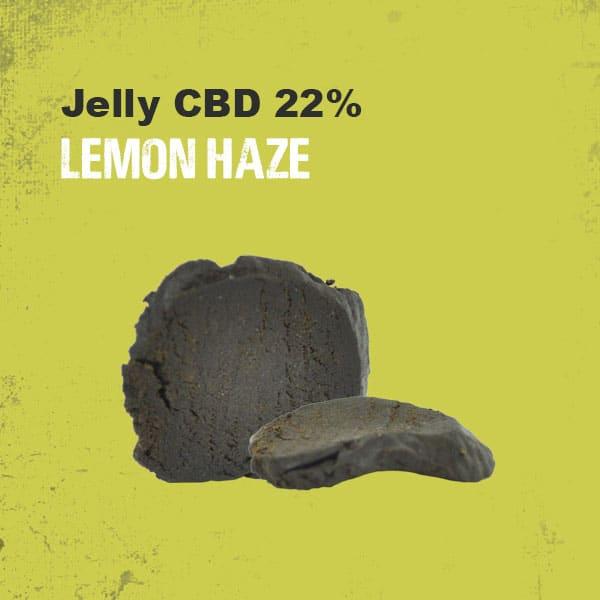 Lemon Haze resina