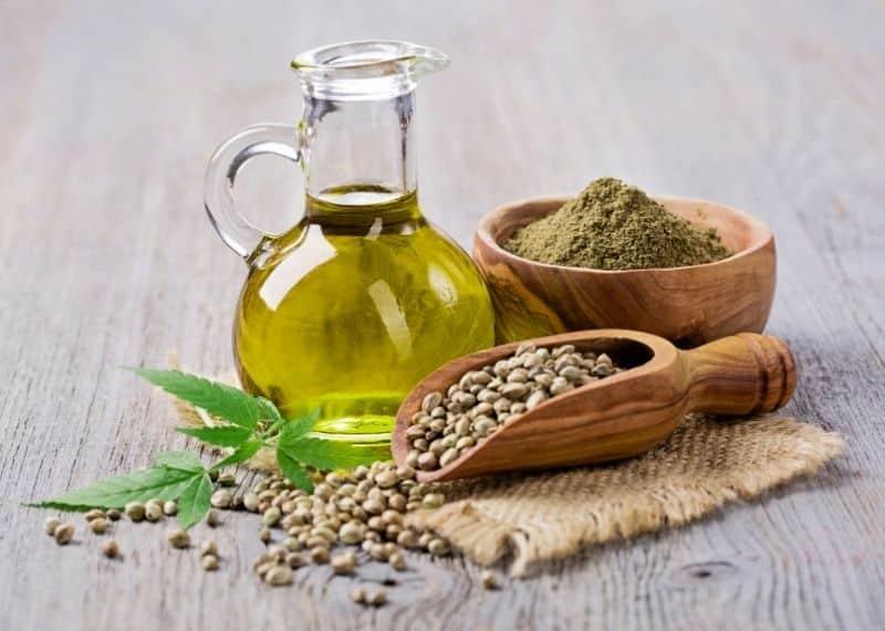 huile de cannabis cbd