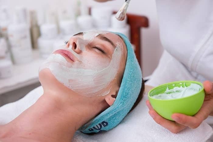 masque beauté à l'huile de chanvre cbd min